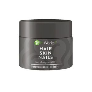 Hair Skin and Nails - It Works!
